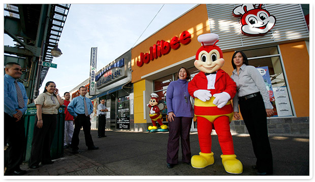 jollibee corporation When tony tan caktiong stepped down as president and ceo of jollibee foods  corporation (jfc) in mid-2014, ernesto tanmantiong, his younger brother,.